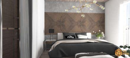 moderne Schlafzimmer von Tierbonavi
