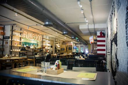 DELI 9 BISTRO  :  Gastronomy by Crafted Spaces