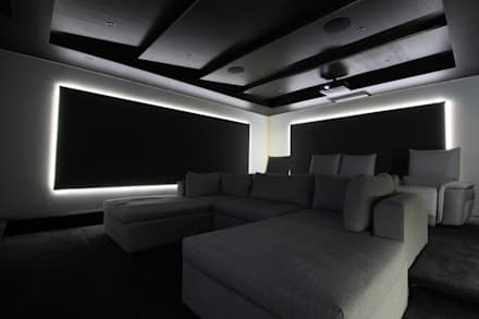 Electrónica de estilo  por Projector & Sound Services (PTY) Ltd