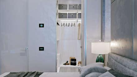 ЖК «Арт резиденс» | Residential complex «Art residence»: Гардеробные в . Автор – Дмитрий Коршунов
