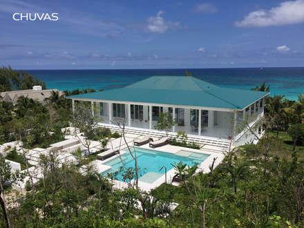 Villas by CHUVAS arquitectura