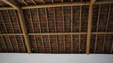 Telhados  por Fabio Rudnik Arquitetura