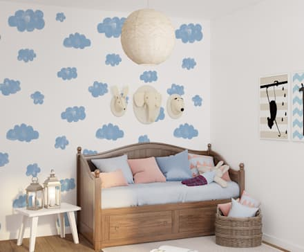 Baby room by Humpty Dumpty Room Decoration
