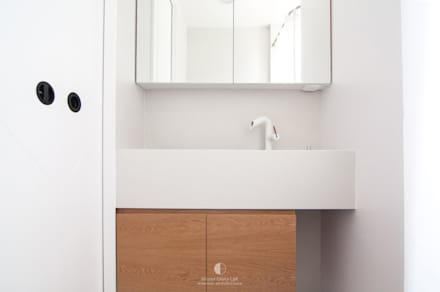7: modern Bathroom by Mister Glory Ltd
