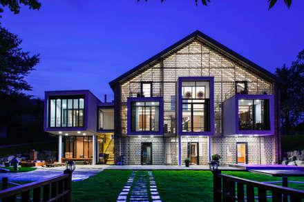 tropical Houses by 위 종합건축사사무소