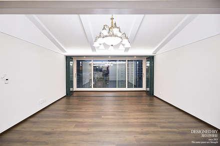 modern Living room by 제이앤예림design