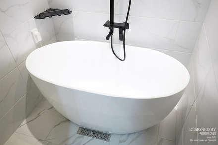 modern Bathroom by 제이앤예림design