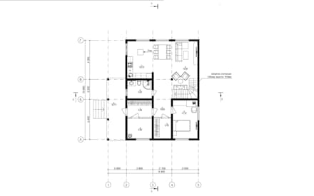 Passive house by Home Architect