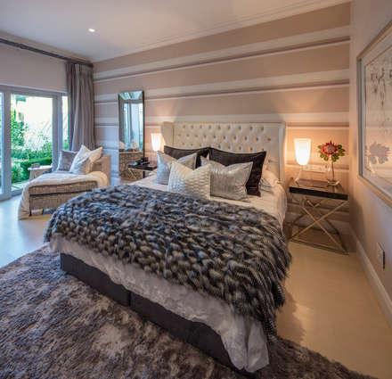 غرفة نوم تنفيذ Spegash Interiors