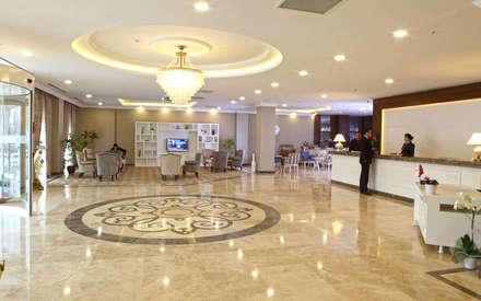 فنادق تنفيذ MİMAR TUĞBA ÖZKILIÇ