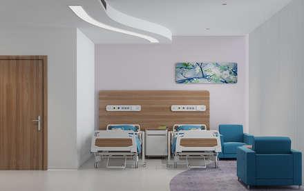 مستشفيات تنفيذ MİMAR TUĞBA ÖZKILIÇ