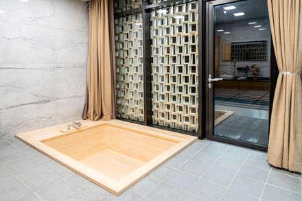 สปา by 위 종합건축사사무소