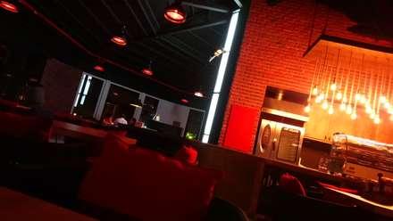 Bars & clubs by Kargaraj İç Mimarlık Tasarım Atelyesi