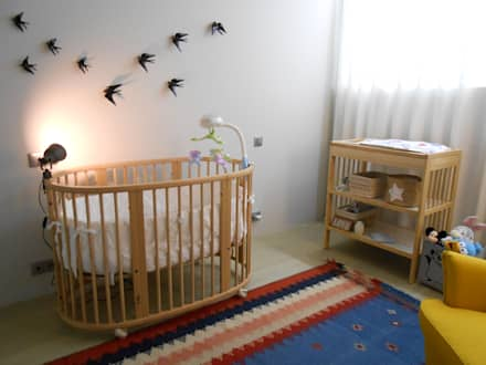 Boys Bedroom by Tangerinas e Pêssegos