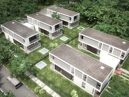 حديقة تنفيذ RRA Arquitectura