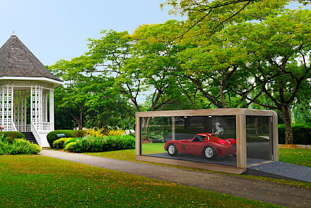 Dealer mobil by CUBE Homes
