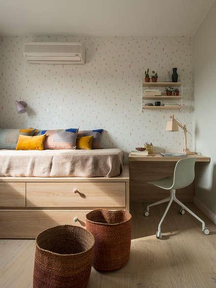 ห้องนอนเด็กหญิง by Meritxell Ribé - The Room Studio