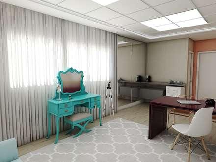 محلات تجارية تنفيذ Studio M Arquitetura