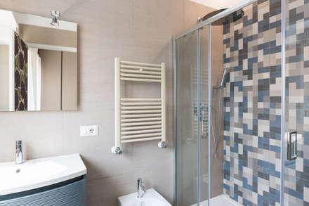 حمام تنفيذ Grippo+Murzi Architetti