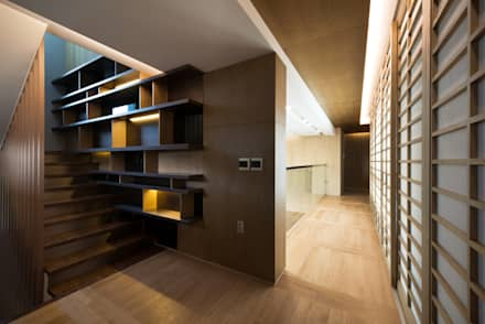 Escaleras de estilo  de Design Tomorrow INC.