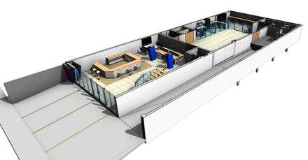 مكاتب ومحلات تنفيذ Facere Arquitectura