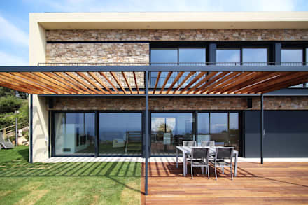Casa en Tossa de Mar, Girona: Casas unifamilares de estilo  de Espairoux Arquitectura