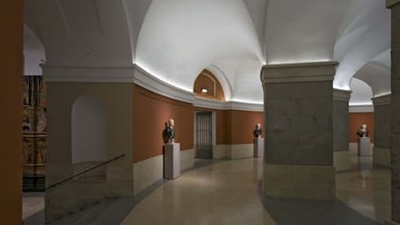 Museums by Ro Lighting Design