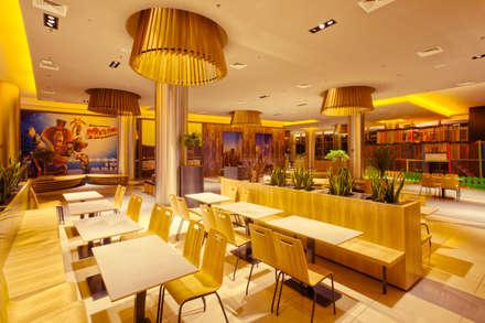 Pusat Perbelanjaan by Ro Lighting Design
