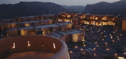 Hotels by Ro Lighting Design