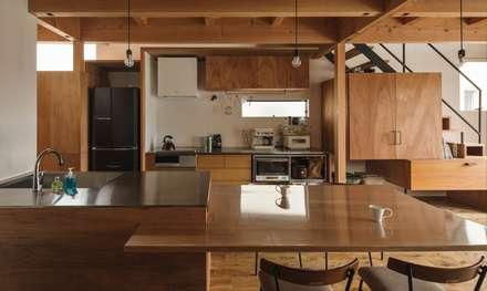 Módulos de cocina de estilo  de ALTS DESIGN OFFICE