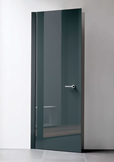 Wooden doors by FG FALSONE