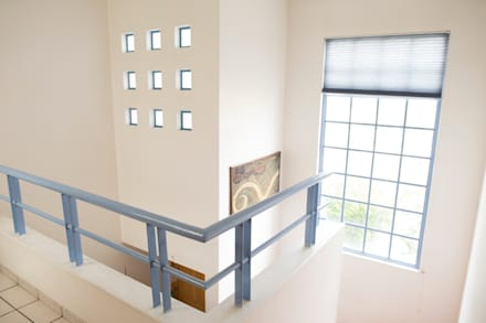 Escaleras de estilo  de Bojorquez Arquitectos SA de CV