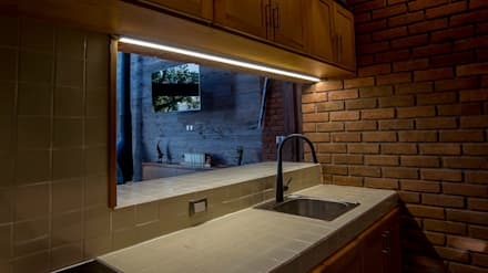 Tủ bếp by Taller de Arquitectura Bioclimática +3d