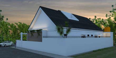 Dach von BALCON ARCHITECTS