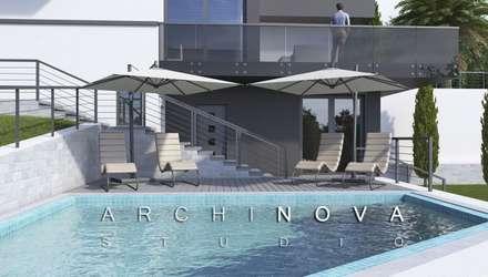 Villas by ООО 'АрхиНОВА и К'