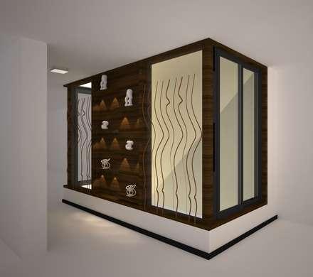 Interior design project :  Corridor & hallway by VIP DESIGNS