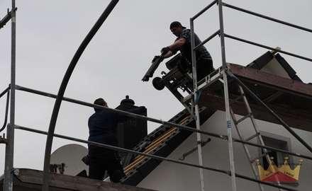 Roof by Dachdeckermeisterbetrieb Dirk Lange