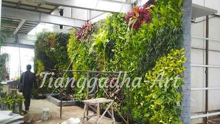 Lagoas de jardins  por Tukang Taman Surabaya - Tianggadha-art