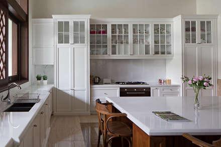 مطبخ تنفيذ ARF interior