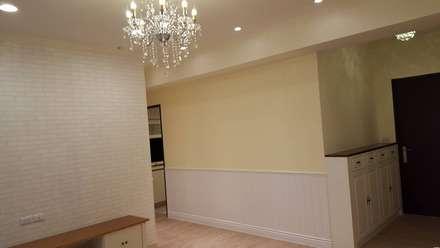 藝舍室內裝修設計工程有限公司의  벽