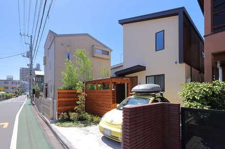 シーズ・アーキスタディオ建築設計室의  일세대용 주택