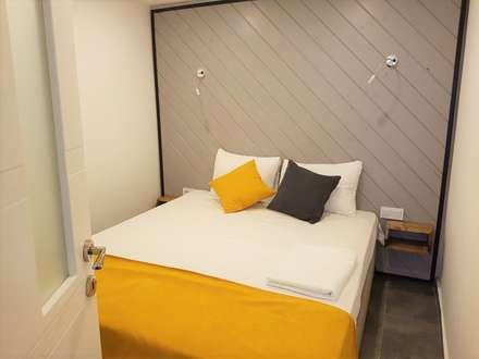 country Bedroom by Tefenni Villas