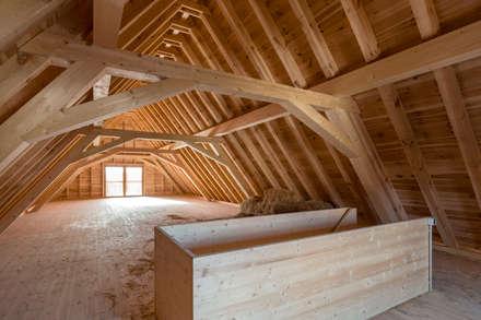 Scheunendach:  Dach von Markus Gentner Architekten