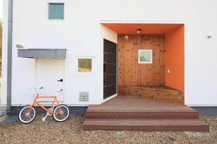 게이트: 주택설계전문 디자인그룹 홈스타일토토의  전원 주택