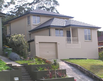 DUNDAS NSW:  Multi-Family house by GAP DESIGNERS PTY LTD