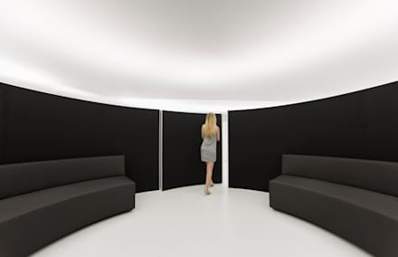 Offices & stores by FRAN SILVESTRE ARQUITECTOS
