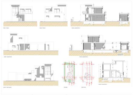 Multi-Family house by Pacheco & Asociados