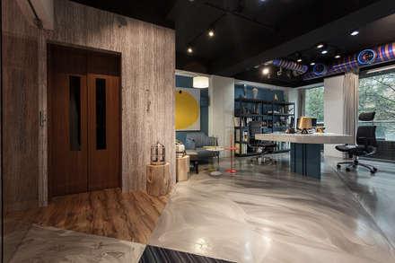 Geschäftsräume & Stores von Mk-空間設計