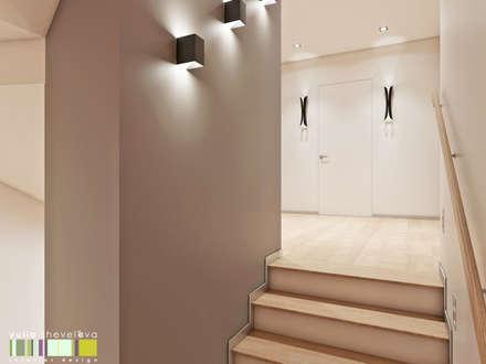 Городской парк: Лестницы в . Автор – Мастерская интерьера Юлии Шевелевой