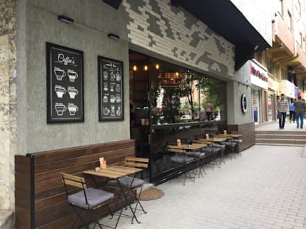 Bars & clubs by LIA Mimarlik İcmimarlik